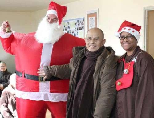 Célébrations de Noël et Nouvel An